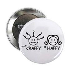 From Crappy to Happy Button