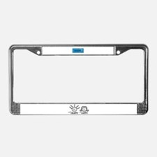 From Crappy to Happy License Plate Frame