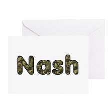 Nash Army Greeting Card
