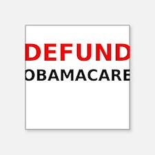 Defund Obamacare Sticker