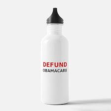 Defund Obamacare Water Bottle