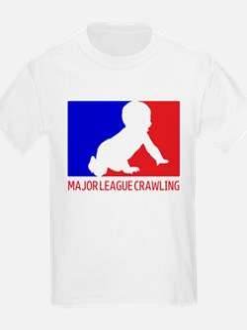 Major League Crawling T-Shirt