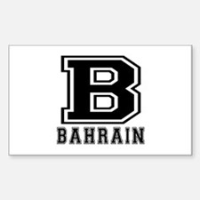 Bahrain Designs Decal