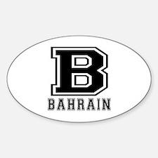 Bahrain Designs Decal