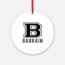 Bahrain Designs Ornament (Round)