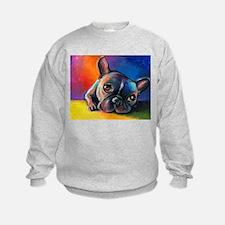 French Bulldog 5 Sweatshirt