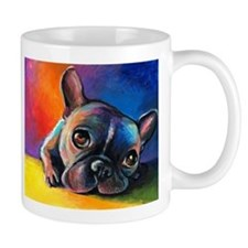 French Bulldog 5 Mug