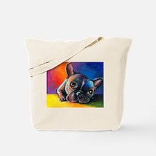 French Bulldog 5 Tote Bag