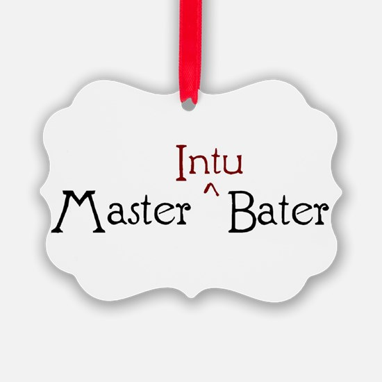 Master Intubater Ornament