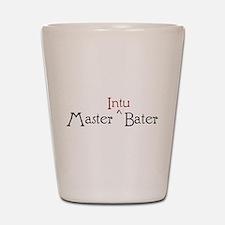 Master Intubater Shot Glass