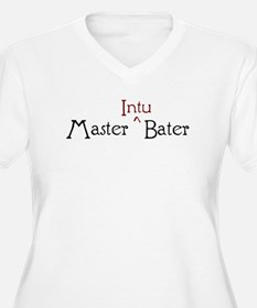 Master Intubater Plus Size T-Shirt