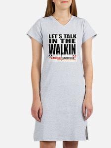 Let's Talk Women's Nightshirt