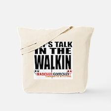 Let's Talk Tote Bag