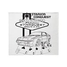 Starquest Mesquite 3 Throw Blanket