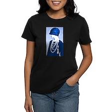 Blue Cloche T-Shirt