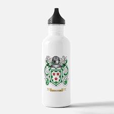 Livingstone Coat of Arms - Family Crest Water Bott