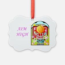 Aim High 2 Ornament