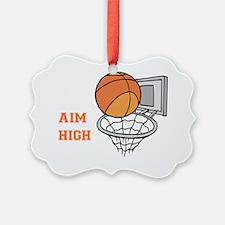 Aim High Ornament