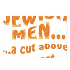 Jews-Cut Above the Rest Postcards (Package of 8)