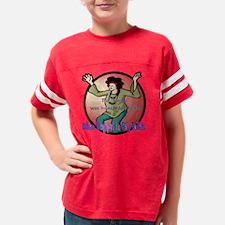 Limbo 2 PNG Youth Football Shirt