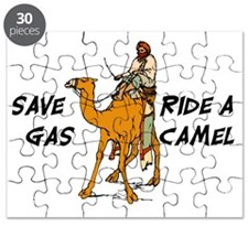 Save Gas Puzzle