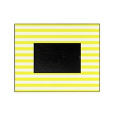 Navy Yellow Picture Frame