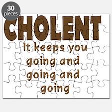 Cholent Puzzle