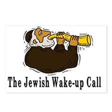 Jewish Wakeup Call Postcards (Package of 8)