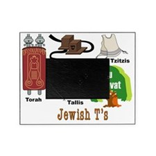 Jewish Ts Picture Frame