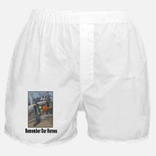 Remember Heroes Boxer Shorts