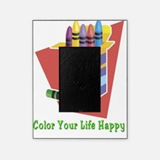 Color Life Happy Picture Frame
