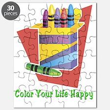 Color Life Happy Puzzle