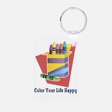 Color your life 2 Keychains