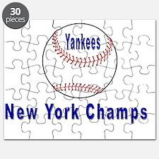 Yanks Champs Puzzle