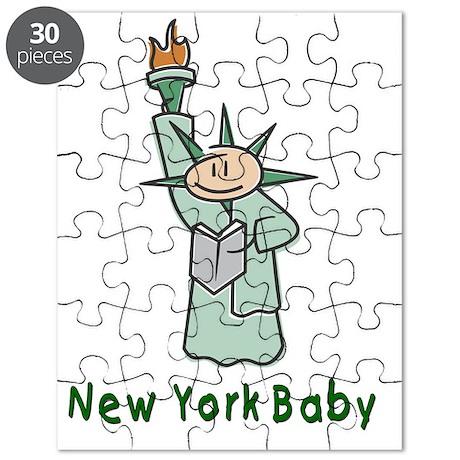 NY Baby Puzzle
