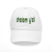 Shalom yall Baseball Cap