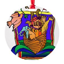 Noahs Ark Ornament