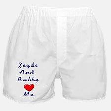 ZB 2 Love me Boxer Shorts