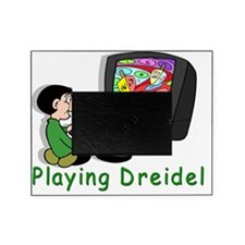 Playing Driedel Picture Frame