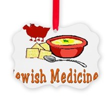 Jewish Medicine Ornament