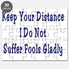 Suufer Fools Puzzle