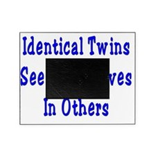 Identical Twins Picture Frame
