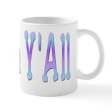 Shalom Yall purple Mug