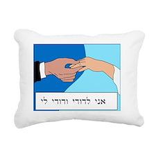Beloved Rectangular Canvas Pillow