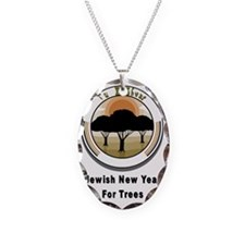 Jewish New Year Trees Necklace