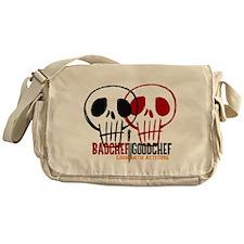 BadChef GoodChef Logo Messenger Bag
