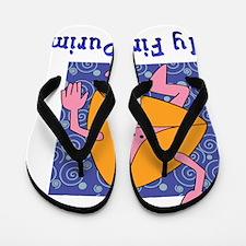 My First Purim 3 Flip Flops