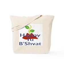 Happy Tu BShvat Tote Bag