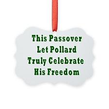 Pollard Passover Ornament
