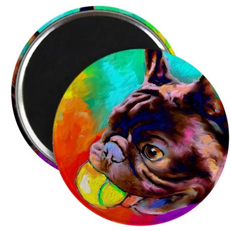 French Bulldog 6 Magnet